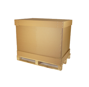 Box Palet cartón 1200x1000x970 mm